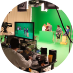 Photo of Green Screen Shoot on a Soundstage at MediaMix