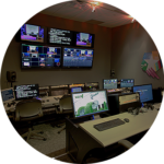 Photo of the Control Room at MediaMix
